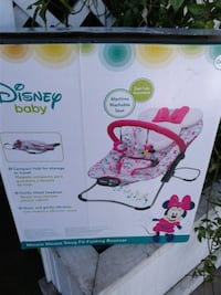 baby's minnie mouse bouncer  Danville, 94526