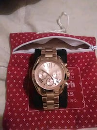 Brand New rose gold Micheal kors watch Vancouver