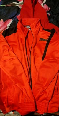Puma Windbreaker Red Guelph, N1E 6W4