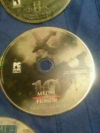 Medal of honor 10th anniversary soundtrack  Jamestown, 14701
