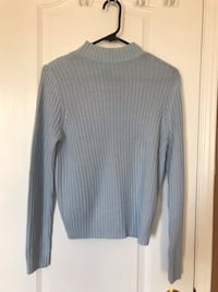 Blue sweater from H&M Newmarket, L3X 2P3