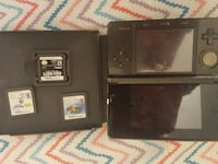 Nintendo ds with 3 games Tulsa, 74134