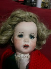 white and pink dressed doll Vancouver, 98684