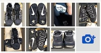 Nike AIR UP TEMPO size 6y Montgomery Village, 20886