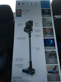 Used once still have box Hoover one power cordless vacuum cleaner
