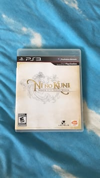 Ni no Kuni PS3 Toronto, M9B 5S6
