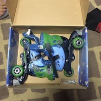 Toy Story Roller Skates Waterford, 48329