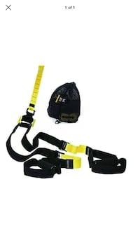 TRX Suspension Trainer Training Band Fitness Strap Strength Workout Crossfit MMA Atlanta