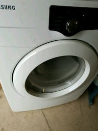 white front-load clothes washer Patterson, 95363