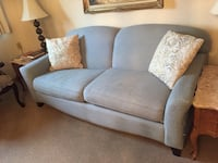 Sky Blue Full Sofa Williamsville, 14221