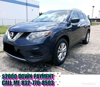 Nissan - Rogue - 2016 $2000 DOWN PAYMENT Houston