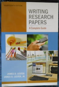 A Complete Guide to Writing Research Papers. Long Beach, 90808