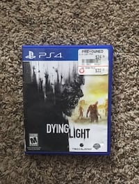Ps4- Dying light Colton, 92324