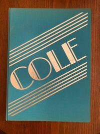 Cole - A Biographical Essay by Brendan Gill - FABULOUS BOOK Baltimore, 21202