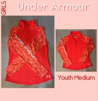 GIRLS UNDER ARMOUR LONG SLEEVE London, N6H