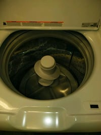 white front-load clothes washer Prince George's County, 20746