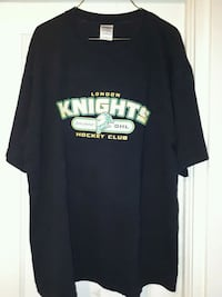 Size X-Large London Knight's Tee  London, N6B