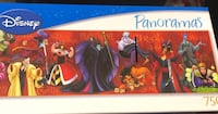 Discontinued Disney Villians Panoramic Puzzle Verona, 07044
