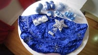 CANVAS designer tree skirt & ornaments Toronto, M4E 1X6