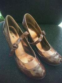 "Miss Me""Mary Janes"" Heels Sz 11 Hampton, 30228"