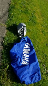 Car cover only.  Blue cycle cover not available Spanaway, 98387