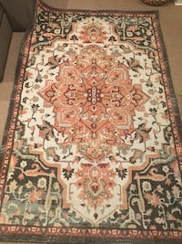 Gorgeous 5x8 distressed oriental rug Milton, 02186