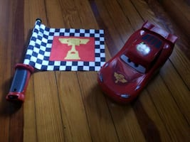 remote control lightning McQueen toy