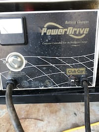 48 volt golf cart charger
