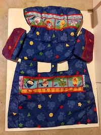 Baby cover for shopping cart