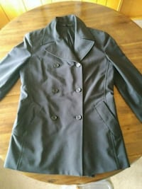 black double breasted trench coat San Diego, 92115
