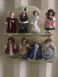 Doll collection Funkstown, 21740