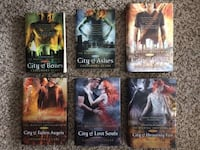Young Adult Fiction-Mortal Instruments  Roseville