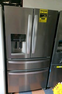 stainless steel french door refrigerator Long Beach, 90815