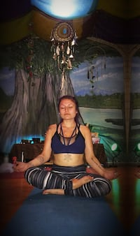 Private online deep guided meditation Toronto