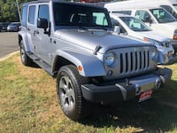 2015 Jeep Wrangler Unlimited Hyattsville