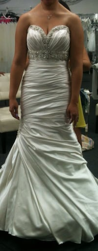 Wedding dress size 6