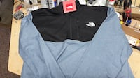 New The North Face Shirt   Men's Large Blue Wing Teal Indianapolis