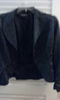 Vintage Tahari Navy Blue Jacket Washington, 20007