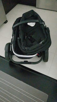 Baby's black and gray stroller New York, 10017