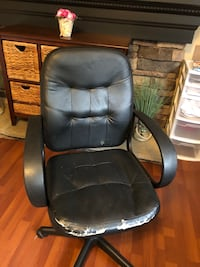 Used Office Chair (Black)  Burnaby, V5B 2A1