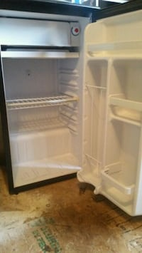 white single-door refrigerator Edmonton, T5V 1A1