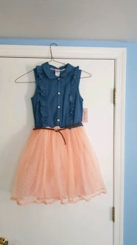 NEW! Back To School Dress(Size 10)