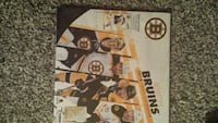 2018 calender Boston Bruins NHL  St. Catharines, L2T 2T6