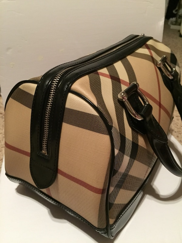 7334ab68af70 Used Authentic Burberry Bag for sale in Fremont - letgo