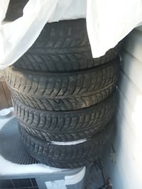 Three out of four tires Winter  Ottawa, K1G 5P5