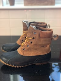 Sorel Boot - Mens Cheyanne II Lace Boot Size 9