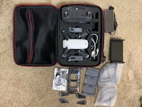 DJI Spark used once with lots of accessories Falls Church