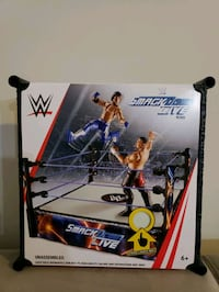 WWE Smackdown Live Ring Woodbridge, 22191