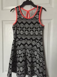 Girl's summer dress bought at The Bay size 8 Mississauga, L5K 1H5