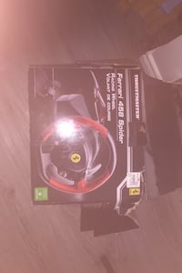 Ferrari 458 Spider Xbox1 Racing Wheel London, N6H 4B7